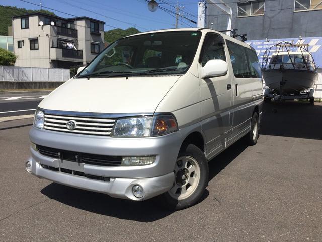 トヨタ Lパッケージ 4WD 4ナンバー登録可能