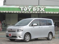 ヴォクシーXLエディション 4WD 1オーナー ナビTV 電動スライド