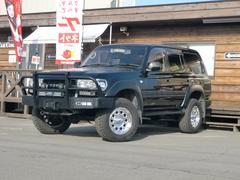 ランドクルーザー80VXリミテッド ディーゼルターボ 4WD ナビ地デジ SR