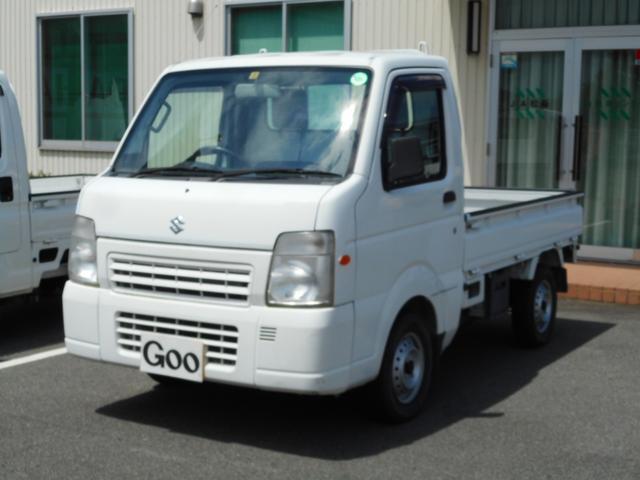 スズキ FC 4WD 5速MT エアコン パワステ