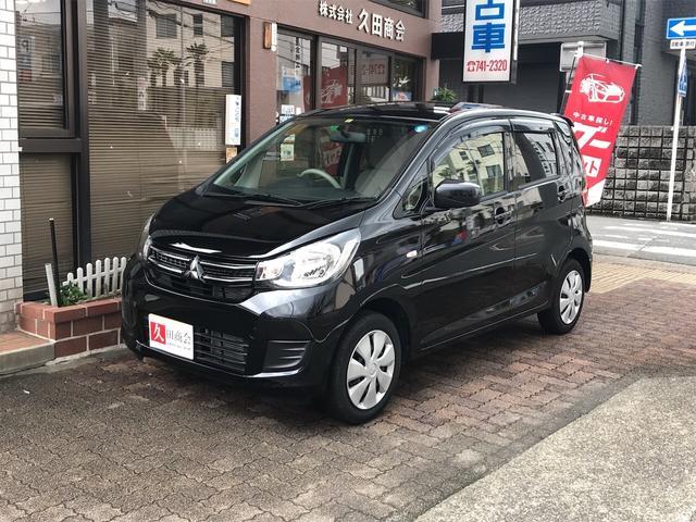 三菱 eKワゴン E キ-レス ベンチシート シートヒータ 保証付き 記録簿