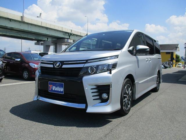 トヨタ ヴォクシー ZS SDナビ ETC バックモニター 電動...