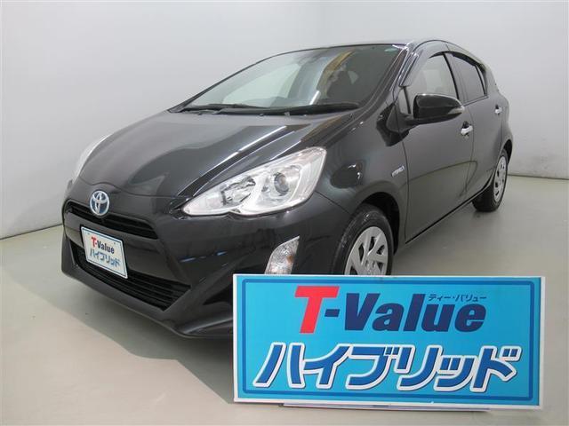 トヨタ アクア Sスタイルブラック スマートキー (車検整備付)