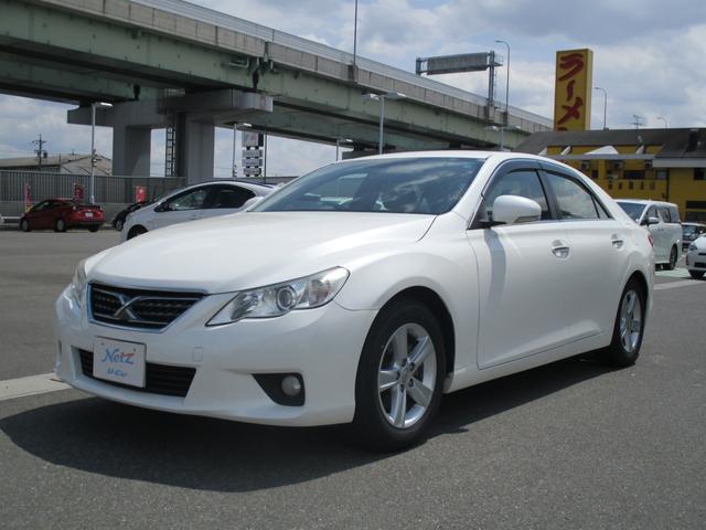 トヨタ マークX 250G リラックスセレクション HDDナビ ETC HID