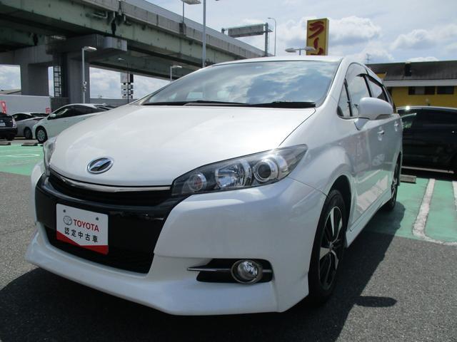 トヨタ 1.8Sモノトーン フルセグSDナビ ETC