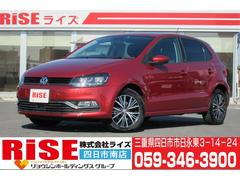 VW ポロオールスター870台限定★衝突軽減ブレーキ★純ナビ★Bカメラ