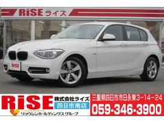 BMW116iスポーツ純正HDDナビ・コンフォートアクセス・HID