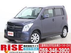 AZワゴンXSスペシャル・純正エアロ・14アルミ・メモリーナビ・ETC