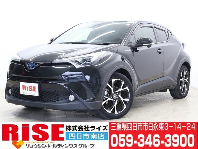 トヨタ Gトヨタセーフティセンス/OP黒革シート/LEDヘッドライト