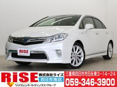 SAIGツーリングセレクションA/トヨタセーフティセンス/革シート