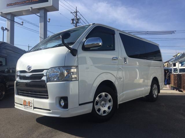 トヨタ SーGL ダークプライム・ワンオーナー・ベットKIT