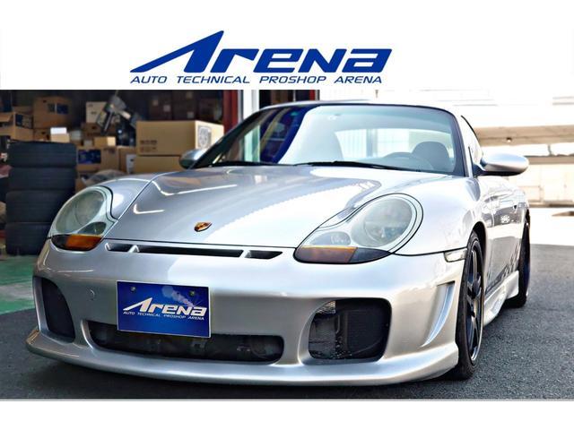 ポルシェ 911 911カレラ 6速MT GT3ルック