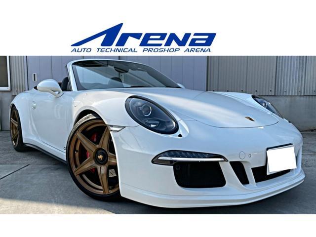 ポルシェ 911 911カレラ4GTS KW ver.3車高調