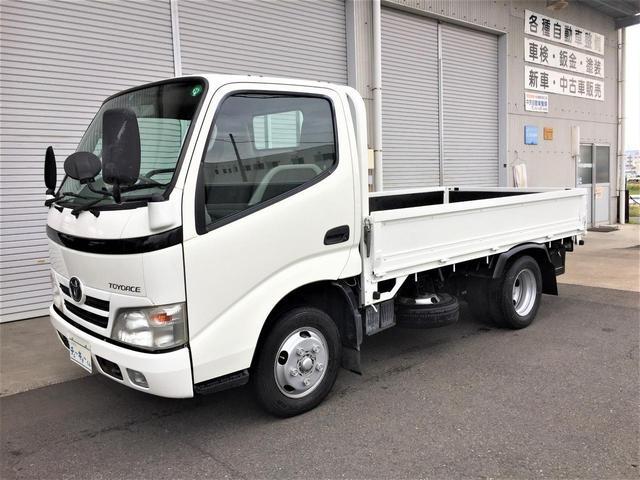 トヨタ 標準キャブ 積載2トン 荷台3.1M 板張替  MT ETC