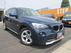 BMW X1sDrive 18i ハイラインパッケージ黒革シート純正ナビ