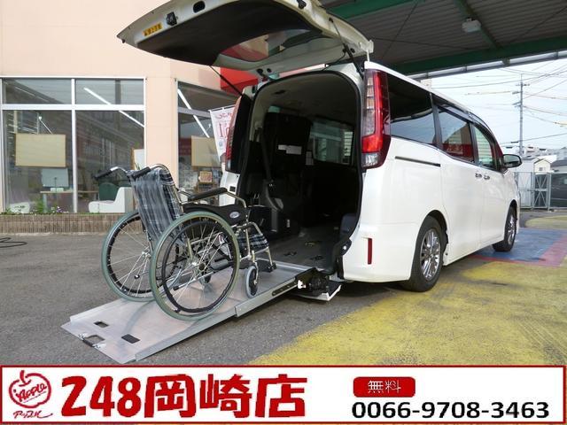 トヨタ Xi スローパー タイプI 車いす2脚仕様 福祉車 両Pスラ