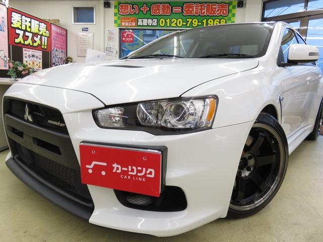 三菱 GSRエボリューションXモンスター360SPECレイズAW