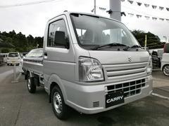 キャリイトラックKCエアコン・パワステ 4WD 5速 未使用車