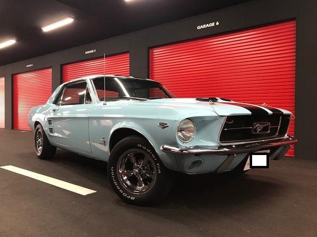 フォード 1967モデル 国内初登録 委託販売