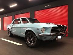 フォード マスタング1967モデル 国内初登録 委託販売
