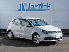 VW ポロTSIコンフォートライン 純正SDナビ ETC