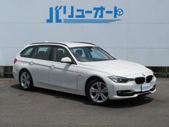 BMW320dツーリング スポーツ 純正ナビ Bカメラ ETC