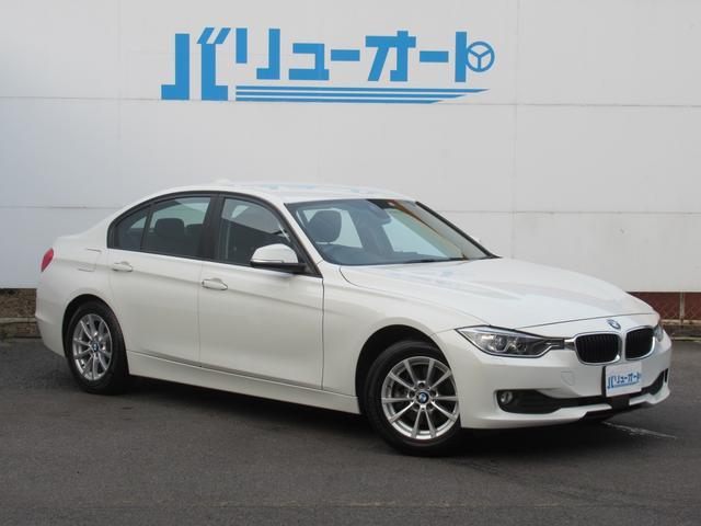 BMW 320d 衝突軽減ブレーキ 純正ナビ