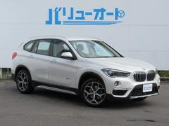 BMW X1xDrive 18d xライン 4WD 純正ナビ カメラ