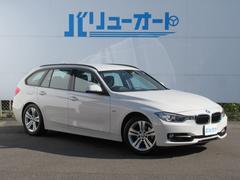 BMW320iツーリング スポーツ ACC 純正ナビ カメラ