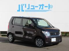 ワゴンRFX 4WD SDナビ ETC シートヒーター