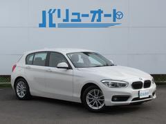 BMW118i 純正ナビ カメラ LEDライト 純正AW