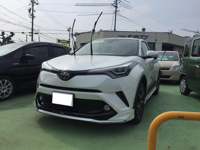C-HR(トヨタ)G−T LEDエディション 中古車画像