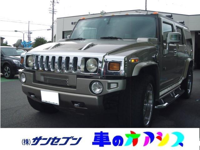ハマー タイプG  三井ディーラー車 ナビ