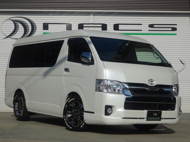 トヨタ GL REVOシートフラットベットフルセグTVナビPスライド