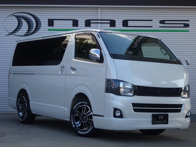 レジアスエースバン S−GL地デジBIGXナビ新品バルベロ16inAWヨコハマ(トヨタ)