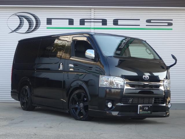 トヨタ S-GL Dプライム シルクブレイズエアロ デイトナ18in