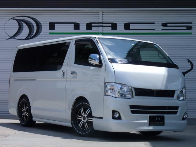 トヨタ S-GL 415COBRAフルキット マジカル8人乗用登録