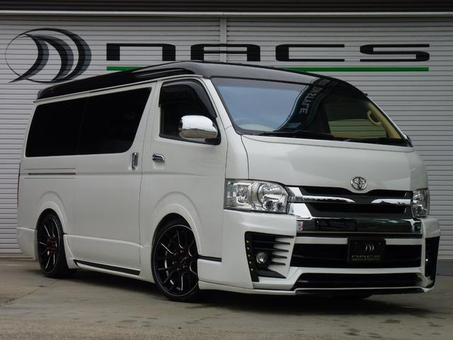 トヨタ ワイドS-GL4型フェイス ダイナスティーエアロ20inAW
