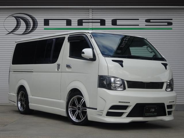トヨタ S-GL3型フェィス415COBRA C2バンパー 18AW