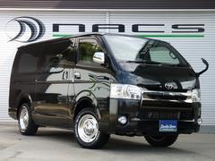 ハイエースバンS−GL50ThANV SANTAROSA カタリナデモカー
