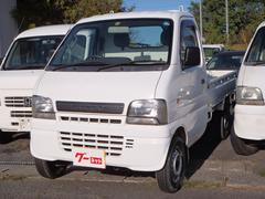 キャリイトラックKU 5速マニュアル 4WD 三方開