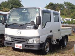 タイタンダッシュWキャブ 4WD ディーゼル 最大積載量1150kg