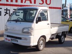 ハイゼットトラックスペシャル 4WD 5速MT ナビ・ワンセグ バックカメラ