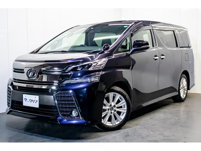 トヨタ 2.5Z ワンオーナー・純正10インチフルセグナビ・Bluetooth接続・バックガイドモニター・スマートキー&プッシュスタート・ETC・100V電源・両側パワースライドドア