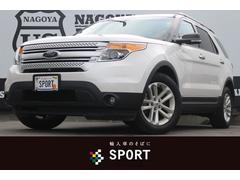 フォード エクスプローラーXLT エコブースト 本革シート クルコン MFT