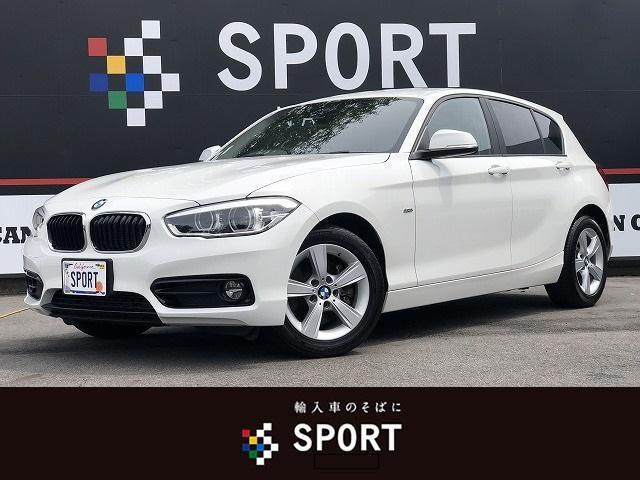 BMW 118d スポーツ 純HDD Bカメラ レーンキープ LED