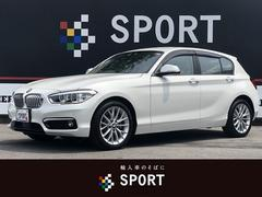 BMW118d ファッショニスタ ナビ LED アクティブクルーズ