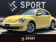 VW ザ・ビートルデザインレザーパッケージ SR 本革 Sヒーター 地デジナビ