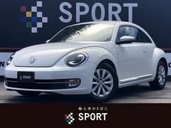 VW ザ・ビートルデザイン SDフルセグナビ クルコン ETC HIDヘッド
