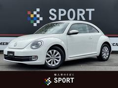 VW ザ・ビートルデザイン ワンオーナ 純正ナビ クルコン ETC HID